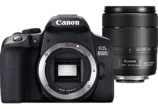 CANON Reflexcamera EOS 850D + 18-135 mm