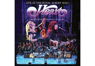 Heart - Live At The Royal Albert Hall (Vinyl LP (nagylemez))