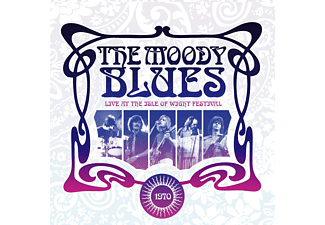 The Moody Blues - Live At The Isle Of Wight Festival 1970 (Vinyl LP (nagylemez))
