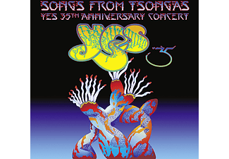 Yes - Songs From Tsongas - 35th Anniversary Concert (Vinyl LP (nagylemez))