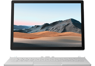 "MICROSOFT Surface Book 3 - Convertible (13.5 "", 256 GB SSD, Platine)"