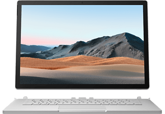 "MICROSOFT Surface Book 3 - Convertibile (15 "", 256 GB SSD, Platino)"