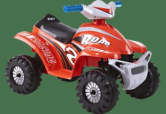 ROLLPLAY ATV Mini Quad Kinderfahrzeug Rot