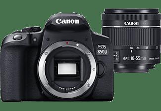 CANON Reflexcamera EOS 850D + 18-55 mm