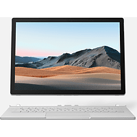 MICROSOFT Surface Book 3, 13.5 Zoll, i7-1065G7, GTX 1650 Max-Q, 16GB RAM, 256GB SSD, Pla.(SKW-00005)