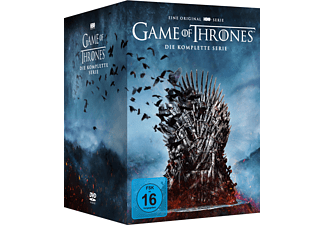 Game of Thrones - Die komplette Serie DVD