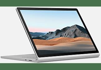 MICROSOFT Surface Book 3, 15 Zoll, i7-1065G7, GTX 1660 Ti 6GB, 32GB RAM, 1TB SSD, Platin (SMV-00005)