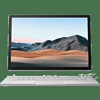 MICROSOFT Surface Book 3, 15 Zoll, i7-1065G7, GTX 1660 Ti 6GB, 16GB RAM, 256GB SSD, Pla. (SLZ-00005)