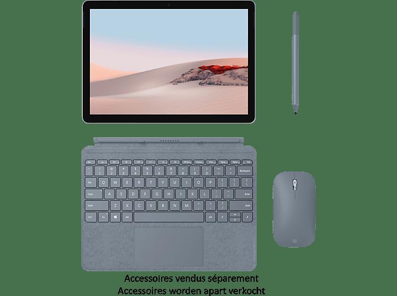 MICROSOFT Surface Go 2 Intel Pentium Gold 4425Y 10.5 64 GB Zilver (STV-00003)