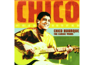 Chico Buarque - The Classic Years (CD)