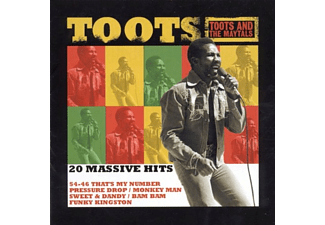 Toots & The Maytals - 20 Massive Hits (CD)