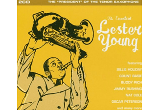 Lester Young - The Essential Lester Young (CD)