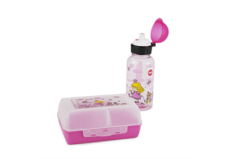 EMSA Geschenkset Princess (Trinkflasche 0.4l + Brotdose)
