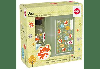 EMSA Geschenkset Fuchs (Trinkflasche 0.4l + Brotdose)
