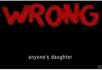 Anyone's Daughter - Wrong  - (CD)