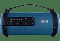 IMPERIAL Beatsman 3 Bluetooth Lautsprecher, Jeans-Blau