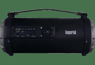 IMPERIAL Beatsman 3 Bluetooth Lautsprecher, Schwarz