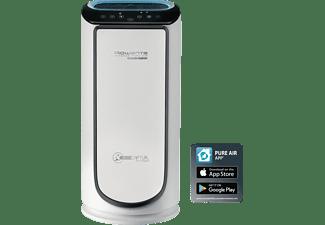 ROWENTA PU6080 Intense Pure Air Connect Luftreiniger Weiß/Schwarz (80 Watt, Raumgröße: 360 m³)