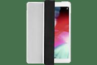 HAMA Fold Clear Tablethülle Bookcover für Apple Polyurethan Silber