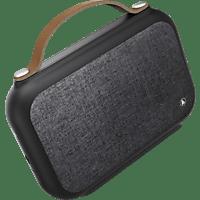 HAMA Gentleman-L Bluetooth Lautsprecher, Schwarz