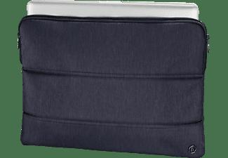 HAMA Manchester Notebooktasche Sleeve für Universal Polyester, Blau