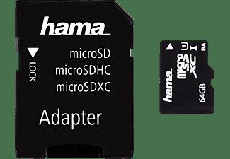 HAMA USB 2.0 Speicherkartenadapter Schwarz