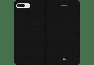 BLACK ROCK Material Pure, Bookcover, Apple, iPhone 7 Plus, Schwarz