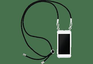 HAMA Cross-Body-Cover, Backcover, Samsung, Galaxy S10e, Transparent/Schwarz