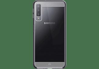 BLACK ROCK Air Robust, Backcover, Samsung, Galaxy A7 (2018), Transparent