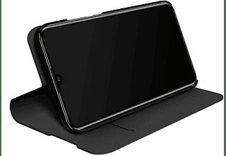 BLACK ROCK Flex Carbon, Bookcover, Huawei, P Smart (2019), Schwarz