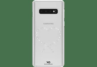 WHITE DIAMONDS Eternity, Backcover, Samsung, Galaxy S10+, Crystal