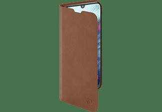 HAMA Guard Pro, Bookcover, Samsung, Galaxy A50, Galaxy A30s, Braun
