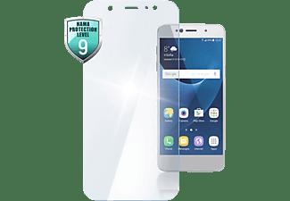 HAMA Premium Crystal Glass Schutzglas (für Samsung Galaxy A30s, Galaxy A50)