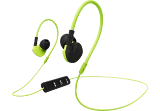 HAMA Clip-On Active BT, In-ear Kopfhörer Bluetooth Gelb/Schwarz