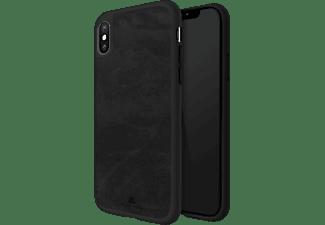 BLACK ROCK Statement, Backcover, Apple, iPhone XS Max, Schwarz