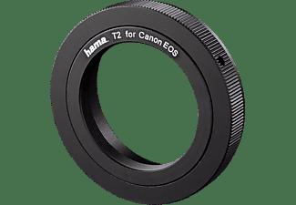 HAMA Objektiv-Adapter T2 (Adapter für T2-Mount, Schwarz)