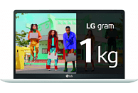 Portátil - LG Gram 14Z90N-V-AR53B, 14 FHD, Intel® Core™ i5-1035G7, 8 GB, 256 GB SSD, Windows 10 Home, Blanco