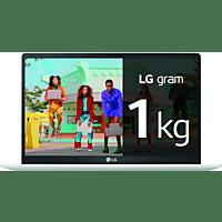 "Portátil - LG Gram 14Z90N-V-AR53B, 14"" FHD, Intel® Core™ i5-1035G7, 8 GB, 256 GB SSD, Windows 10 Home, Blanco"