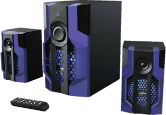 HAMA uRage SoundZ 2.1 Evolution Lautsprecher