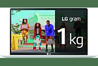 Portátil - LG Gram 15Z90N-VAR53B, 15.6 Full-HD, Intel® Core™ i5-1035G7, 8 GB, 256 GB SSD, W10 Home, Blanco