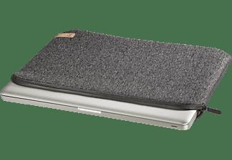 HAMA Jersey Notebook-Sleeve für Universal Jersey, Dunkelgrau
