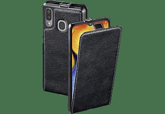 HAMA Smart Case, Flip Cover, Samsung, Galaxy A20e, Schwarz