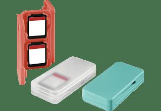 HAMA Game Case Nintendo Switch Spielehülle, Rot