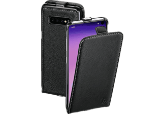 HAMA Smart Case, Flip Cover, Samsung, Galaxy S10, Schwarz