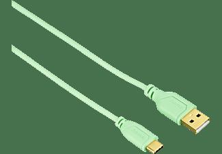 HAMA Flexi-Slim USB-C-Kabel, Grün