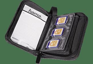 HAMA 18x SD Speicherkarten-Tasche, Schwarz