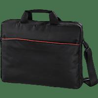 HAMA Tortuga I Notebooktasche Aktentasche für Universal Polyester, Schwarz