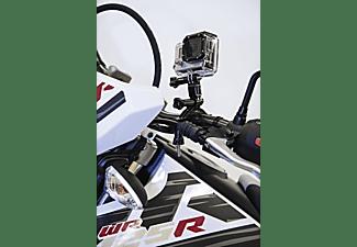 HAMA 2.5 - 6.2 cm große, Stangenbefestigung, Schwarz, passend für GoPro Actioncams