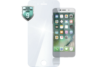 HAMA Premium Crystal Glass Schutzglas (für Apple iPhone 7 Plus, iPhone 8 Plus)