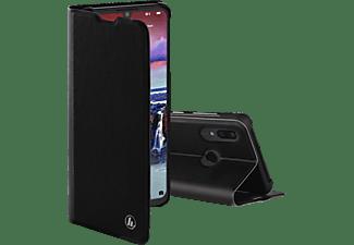 HAMA Slim Pro, Bookcover, Huawei, Honor, P Smart (2019), 10 Lite, Schwarz